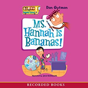 Ms. Hannah Is Bananas Audiobook