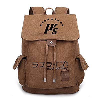 good Siawasey Japanese Anime Cosplay Backpack Daypack Bookbag Shoulder Bag School Bag