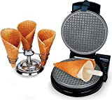 Chef'sChoice 838-SE Chef's Choice WaffleCone Express Ice-Cream-Cone Maker