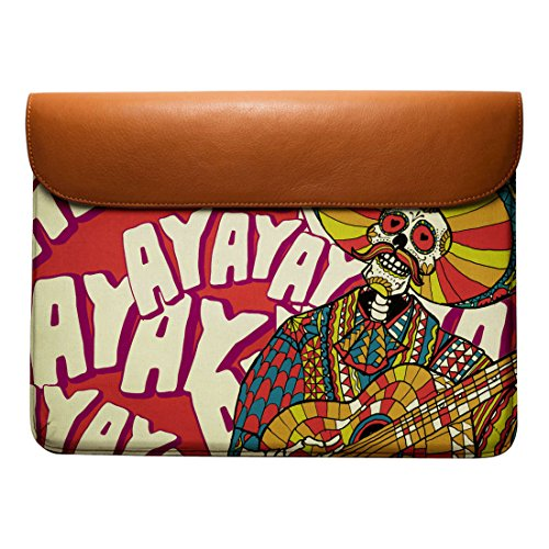 Mariachi Real 13 For Pro Air Envelope DailyObjects Macbook Sleeve Leather SBCgqc5wU