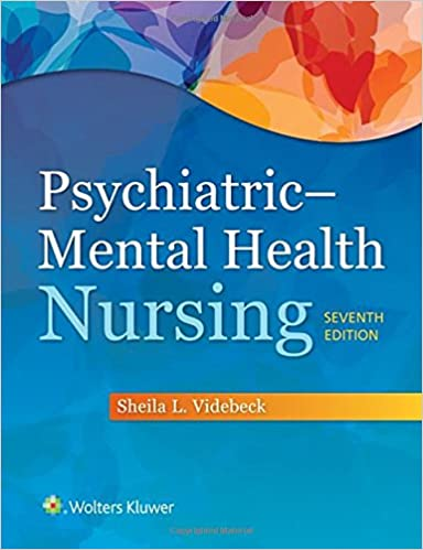 Psychiatric Mental Health Nursing 9781496357038 Medicine Health