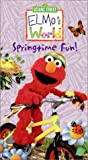 Elmo's World - Springtime Fun [VHS] [Import]