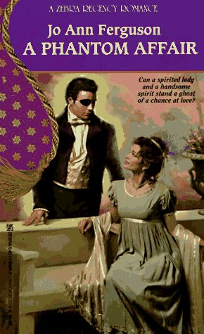book cover of A Phantom Affair