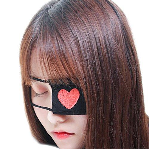Cool Anime Outfits (TOMORI Anime Cosplay Eye Mask Japanese Animate Costumes Accessory Schoolgirl Eyeshade)