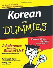 Korean For Dummies