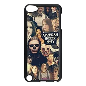 DIY Cover Case with Hard Shell Protection for Ipod Touch 5 case with American Horror Story lxa#915151