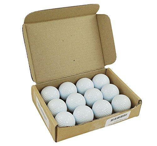 Nitro- Blank Golf Balls White