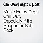 Music Helps Dogs Chill Out, Especially if It's Reggae or Soft Rock | Karin Brulliard