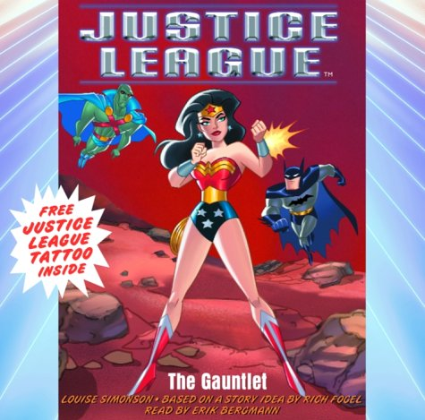 Justice League #4: The Gauntlet by Imagination Studio