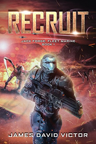 Recruit (Jack Forge, Fleet Marine Book 1) cover