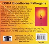 OSHA Bloodborne Pathogens, Daniel Farb, 1932634266
