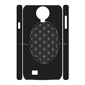 DDOUGS I flower of life Brand New Cell Phone Case for SamSung Galaxy S4 I9500, DIY SamSung Galaxy S4 I9500 Case