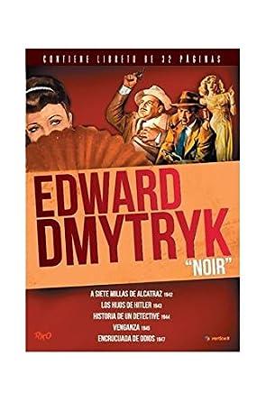 Pack Edward Dmytryck 5 DVDs A Siete Millas de Alcatraz+Los Hijos ...