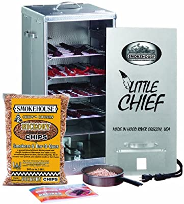 Smokehouse Products Little Chief Front Load Smoker from SMOKEH