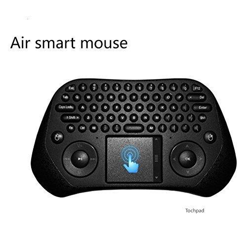 Maketheone Wireless Keyboard Touchpad Mouse