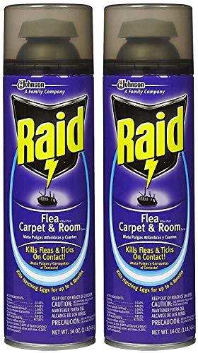 Raid Flea Killer Carpet
