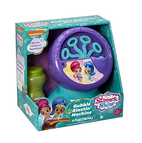 Price comparison product image Little Kids Shimmer & Shine Bubble Machine