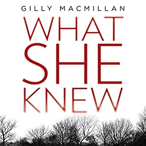 What She Knew Hörbuch