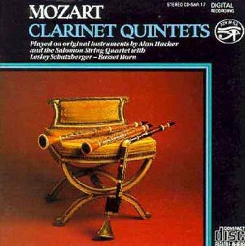 Mozart: Clarinet Quintets