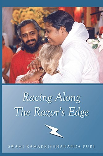 Racing Along The Razor's Edge by Swami Ramakrishnananda Puri (2014-11-09)