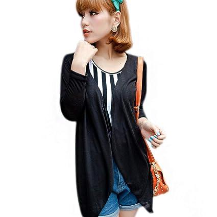 641cac5095c Freedi Women UV Sun Protective Clothing Lightweight Skin Coat Long Sleeve  Beachwear Cover Up - - Amazon.com