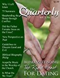 : The Quarterly (Volume 2, Number 3)