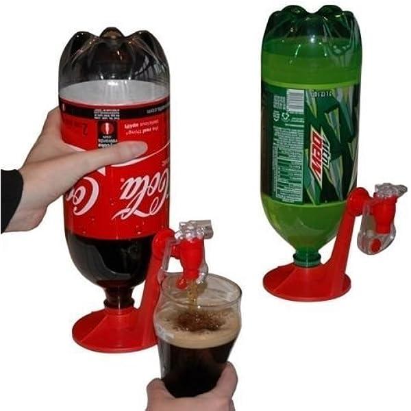 DIVISTAR Consumidor de refrescos de Soda Utensilios de Cocina Coca ...