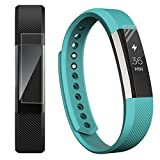 For Fitbit Alta Screen Protector, 3PC Accessories,GOTD HD Clear Film Intelligent LCD Screen Protective Pack of 3