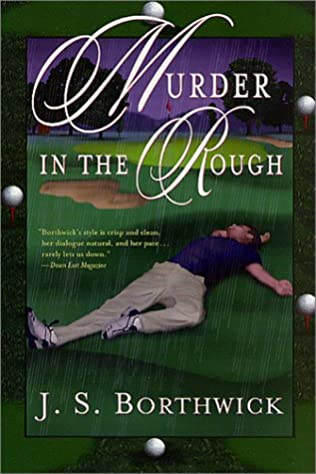 book cover of Murder in the Rough