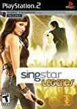 SingStar Legends Stand Alone - PlayStation 2 (Stand Alone)