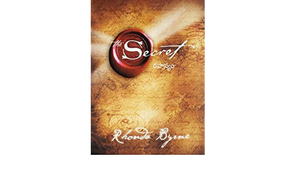 the secret book in telugu free download