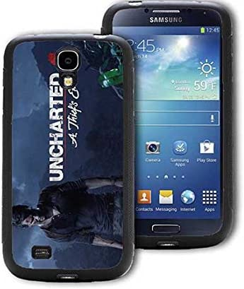 Coque Samsung Galaxy S4 Fun Homme Case Gaming Uncharted 4,Samsung ...