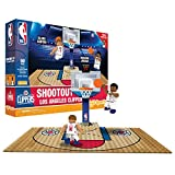 Los Angeles Clippers OYO Sports NBA Court Shootout Set 61PCS with 2 MInifigures