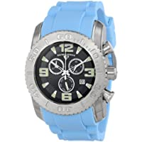 Swiss Legend Men's 10067-01-BBLS Commander Analog Display Swiss Quartz Blue Watch