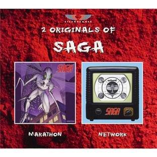 SAGA - Marathon/network - Zortam Music