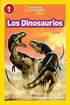 National Geographic Readers Dinosaurios Dinosaurs ebook product image