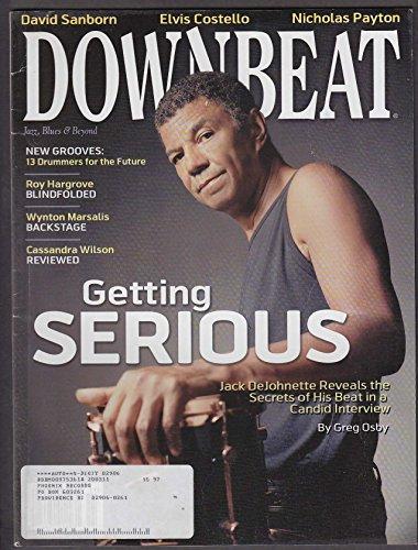 DOWN BEAT Jack DeJohnette Roy Hargrove Wynton Marsalis 11 2003