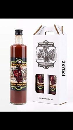 MOJITO FRESA ARTESANO (PACK 2 botellas) LA BODEGUITA