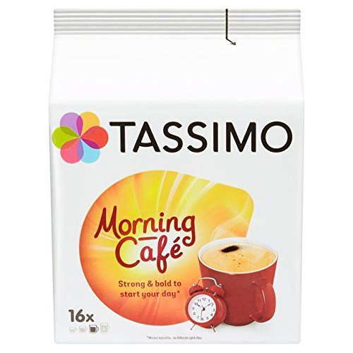 Tassimo Morning Cafe - 16 per pack (1.74lbs) (Drinks Hot Tassimo)