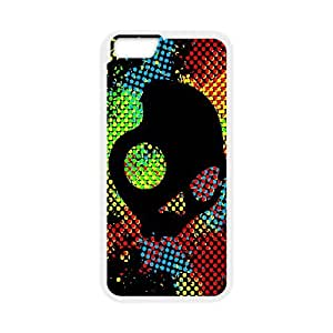 Skullcandy Logo Music iPhone 6 4.7 Inch Cell Phone Case White Personalized Phone Case LK54S793L