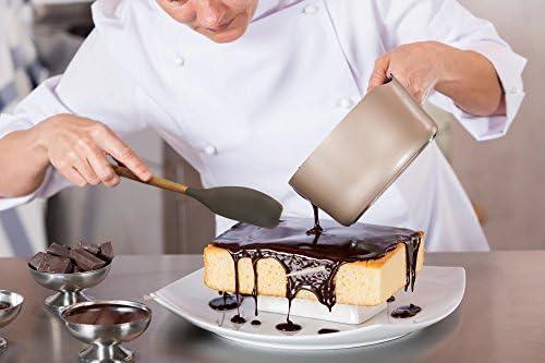 10 Pcs/Set Silicone Kitchen Utensils Set With Beech Wood Handle Cooking Utensils, BPA free (10Pcs Silicone Kitchen Utensil)