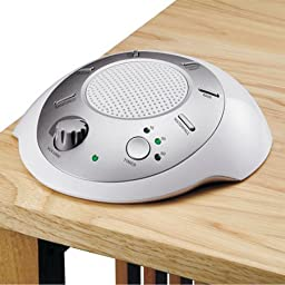 Portable Sound Machine for Therapeutic Relaxation