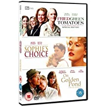 Classic Films Triple - On Golden Pond/Fried Green Tomatoes/Sophie's Choice