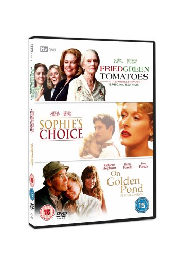 (Classic Films Triple - On Golden Pond/Fried Green Tomatoes/Sophie's Choice [Import anglais] [Region2] Requires a Multi Region)