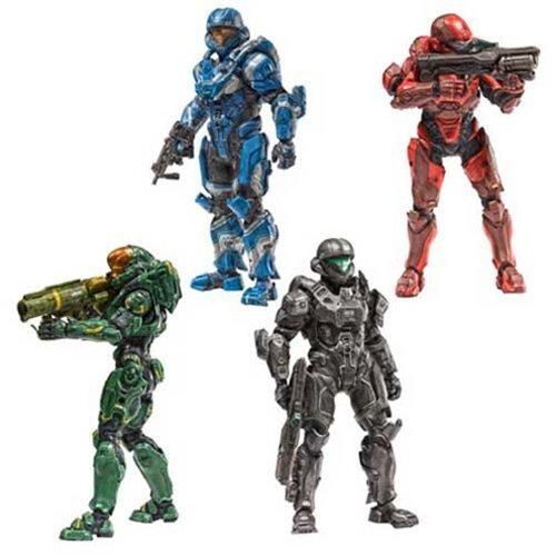 (McFarlane Toys Halo 5: Guardians Series 2 Action Figure Set)