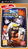 Naruto Shippuden: Ultimate Ninja Heroes 3 - Essentials (PSP) (UK)