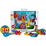 Best Lamaze Baby Gifts 1 Year Olds - Playgro 4 Piece Twist and Chew Activity Gift Review