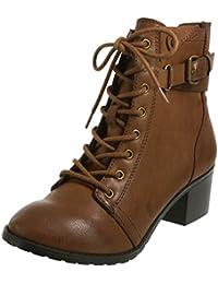 Women's Thrasher Combat Boot