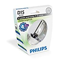 Philips LongerLife 85415SYS1 bombilla para coche D1S 35 W Xenon - Bombilla para coches (35 W, D1S, Xenon, 4300 K)