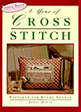 A Year of Cross-Stitch, Jodie Davis, 156799217X